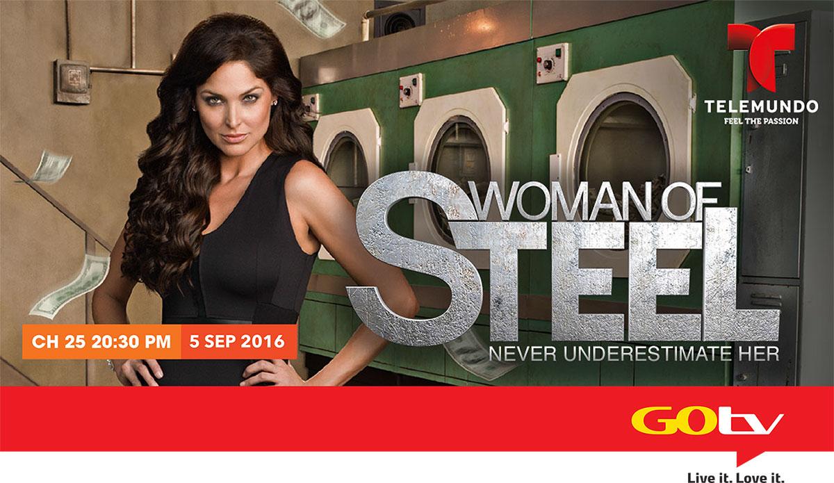 GOtv Billboard_Women of steel